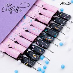 SET 9 Top- uri Confetti MollyLac