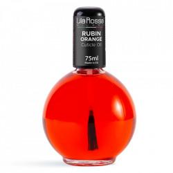 Ulei pentru cuticule Rubin Orange 75ml
