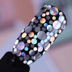 Buline argintii cu reflexii