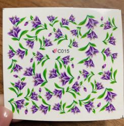 Decor unghii C015