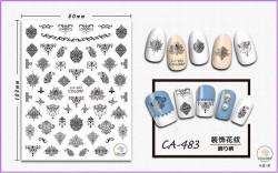 Decor unghii CA-483