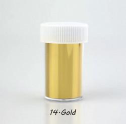 Folie de transfer gold 014