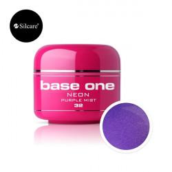 Gel color Base One Neon Purple Mist *32 5g