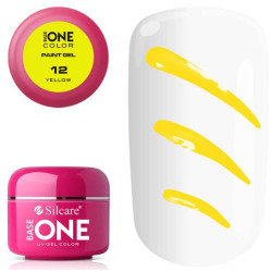 GEL COLOR BASE ONE PAINT 5g - 12 YELLOW
