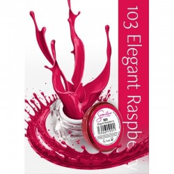Gel color Semilac 103 Elegant Raspberry