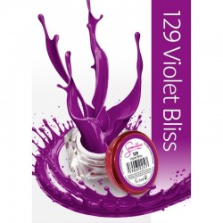 Gel color Semilac 129 Violet Bliss