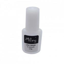 Lipici pentru tipsuri cu pensula Miley - 10 grame