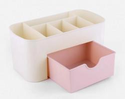Organizator cu sertar - Pink