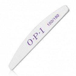 Pila unghii OPI 100/180 Semiluna - ambalate individual
