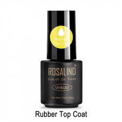 RUBBER TOP COAT ROSALIND 7ml