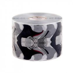 SABLOANE UNGHII PLASTIFIATE PVC 100BUC