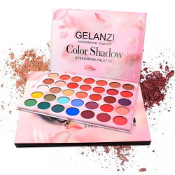 Trusa Farduri PROFESIONALA GELANZI, Color Shadow 35 color Eyeshadow Palette