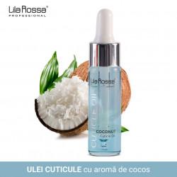 ULEI CUTICULE cu pipeta Coconut Sea Blue - 15ML