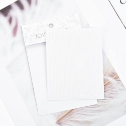 Decor unghii white