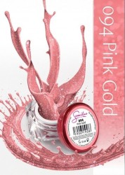Gel color Semilac 094 Pink Gold