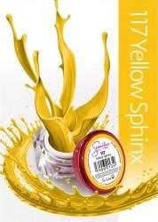 Gel color Semilac 117 Yellow Sphinx