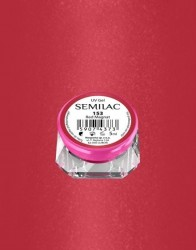 Gel color Semilac 153 Red Magnat