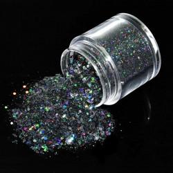 Glitter Bomb black holo