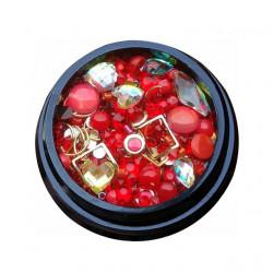 Mix Bijou Red Opal