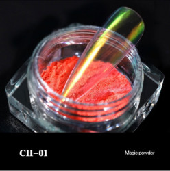 Pigment Magic Shell CH01