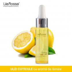 ULEI CUTICULE cu pipeta Lemon Yellow - 15ML