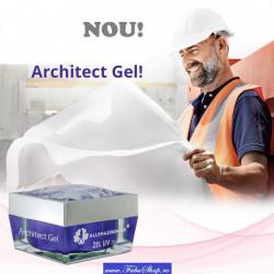 Architect Gel UV 50 ml - Allepaznokcie (transparent)