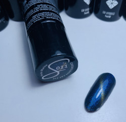Chameleon Cat Eye Semigel 011