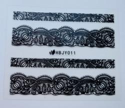 Decor unghii HBJY011