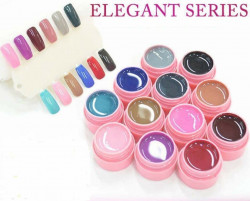 Gel Color Canni Set 12 Elegant