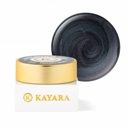 Gel color premium UV/LED Kayara 131 Metallic Black