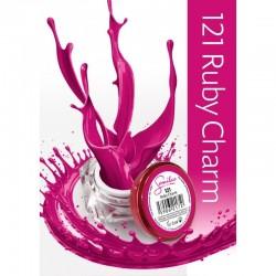 Gel color Semilac 121 Ruby Charm