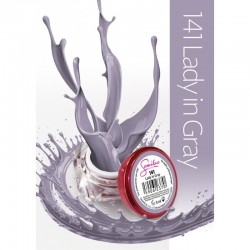 Gel color Semilac 141 Lady in Gray