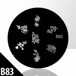 Matrita Flowers B83