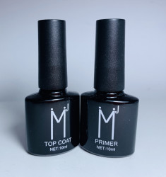 Set Top Coat MJ + Primer MJ