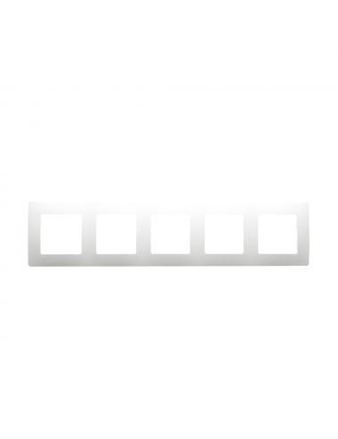 Sorolókeret 5 modul, IP20, fehér, Legrand Niloe