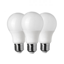 3 db LED izzó 11W (75W), 1055 lm, meleg fény, A +, Optonica