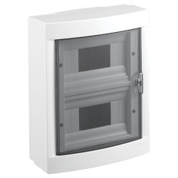 Falon kívüli elosztó doboz 16 modul, 2 szerelősor PT Viko
