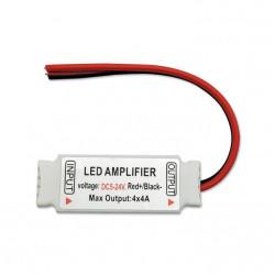 RGBW 16A 5-24V led szalagerősítő