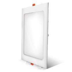 Spotlámpa LED 12W-os négyzet alakú 3000K, süllyesztett, Braytron