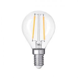 Vintage LED izzó 4W (27W), tompítható, E14 foglalat, meleg fény, Optonica