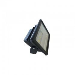 150W COB IP65 6500K LED projektor, fekete, Alled