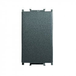 Disz kapcsoló ,1 modul Thea Modular Panasonic, fekete