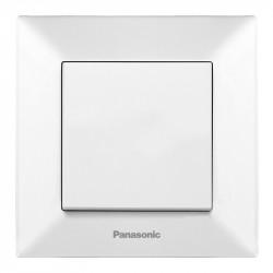 Egypólusú kapcsoló, Arkedia Panasonic, ST, fehér