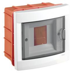 Elosztó doboz 4 modul, betemetett szereléssel, ST Viko
