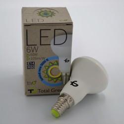 LED spotlámpa R50 6W 5000K hideg fény