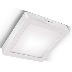 Spotlámpa LED 12W-os Square 3000K, Applied, Braytron