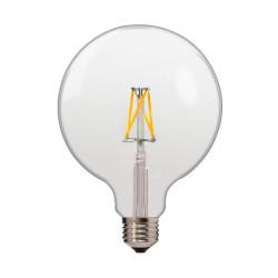 Vintage LED izzó 6,5 W (60 W), G125, A +, E27 foglalat, természetes fény, Optika
