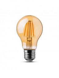 Bec led Vintage, chip Samsung, E27, 6W(55W), lumina calda, 725 lm, A+, V-TAC
