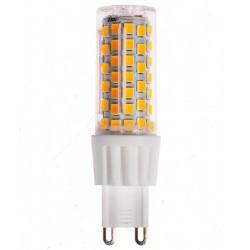 G9 10W led izzó, természetes fehér fény