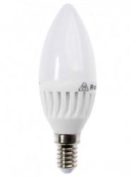 LED izzó E14 gyertya, 10W (90W), 800lm, A, természetes fehér fény, Lumiled